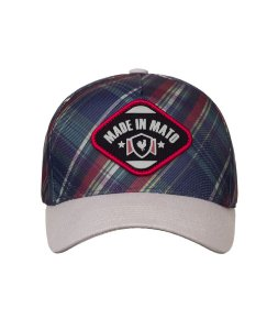 Boné Made in Mato Snapback Chess