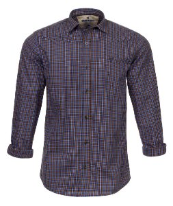Camisa Made in Mato Masculina Xadrez Mix