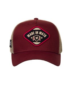 Boné Made um Mato Trucker Diamond