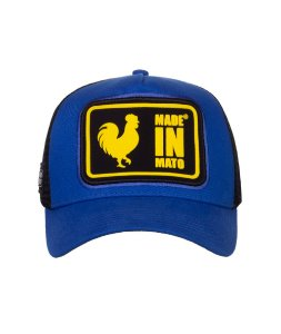 Boné Made in Mato Trucker Royal