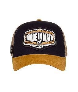 Boné Made in Mato Trucker Oil