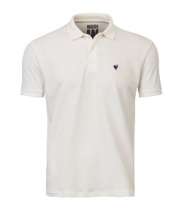 Polo Made in Mato Masculina Off White