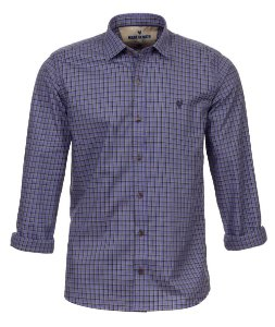 Camisa Made in Mato Masculina Estampada Mix Blue