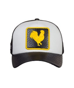 Boné Made in Mato Trucker Rooster Yellow