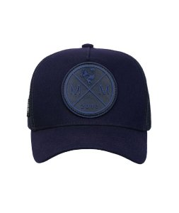 Boné Made in Mato Trucker Icon Blue