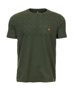 Camiseta Made in Mato Green
