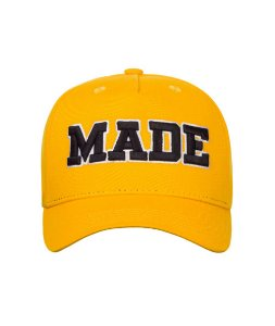 Boné Made in Mato Snapback Made Yellow