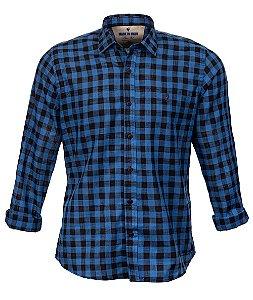 Camisa Masculina Hame Preto