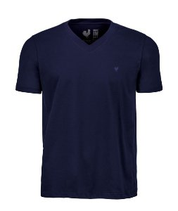 Camiseta Basic Dark Marinho