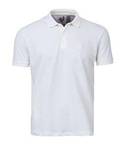 Polo Basica Premium Branco