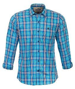 Camisa Masculina Made in Mato Ocean