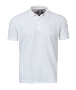 Polo Premium Branco