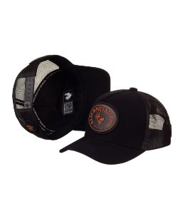 Bone Made in Mato Trucker Company Orange