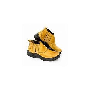 Botina Amarelo Mel - Surek
