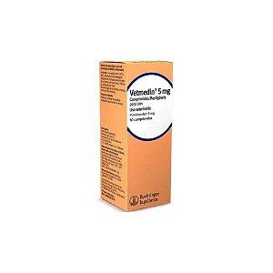 Vetmedin 5mg 50 comprimidos -  Boehringer Ingelheim