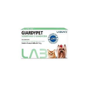 Vermífugo Giardypet - Labgard