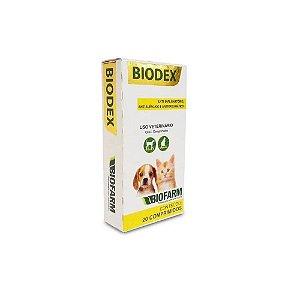 Anti-inflamatório Biodex 20Comp. - Biofarm