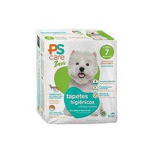 Tapete Higiênico PS Care Basic 7Uni. - Pet Society