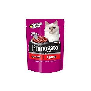 Sache Primogato Adultos - Carne - Hercosul