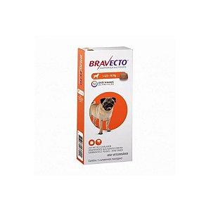 Bravecto Comprimido 4,5Kg a 10Kg - MSD - VAL:JUL/22 + BRINDE!