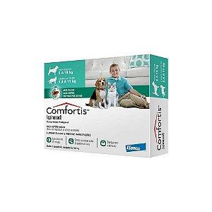 Antipulgas Comfortis 560mg - Caes 9 a 18kg e Gatos 5,4 a 11kg - Elanco