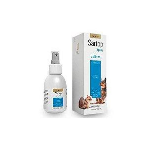 Sartop Sarnicida Spray (Sulfiram) 100mL - UCB