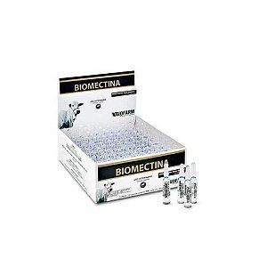 Biomectina Injetavel 1mL - Biofarm