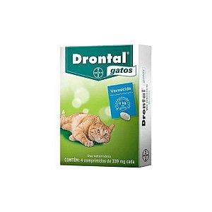Vermifugo Drontal Gatos - Bayer