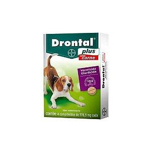 Vermifugo Drontal Caes 10kg - Bayer