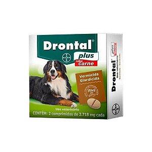 Vermifugo Drontal Caes 35kg - Bayer