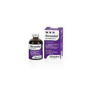 Sincrodiol Benzoato de Estradiol 50mL - Ouro Fino