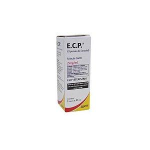 E.C.P. Cipionato de Estradiol 10mL - Zoetis