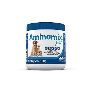 Aminomix Pet - Complexo Vitaminico 100g - Vetnil