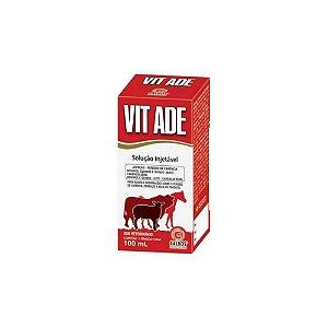 Vit ADE 100mL - Calbos