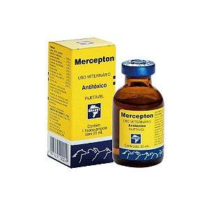 Mercepton Antitoxico Injetavel 100mL - Bravet
