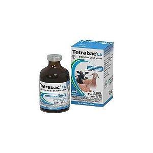 Tetrabac LA Oxitetraciclina 50mL - Bayer
