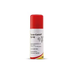 Terra-Cortril Spray 125mL - Zoetis