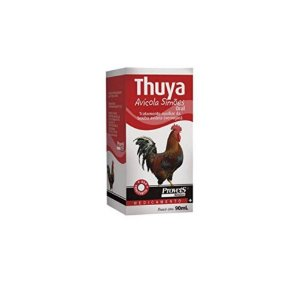 Thuya Avicola (Trat. Verrugas) 90ml - Provets