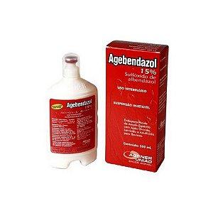 Agebendazol Albendazol 15% 500mL - Agener