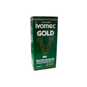 Ivomec Gold 3,15% 1L - Merial
