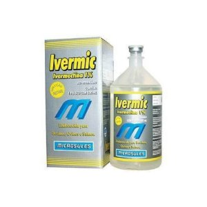 Ivermic 1% 1L - Microsules