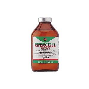 Ripercol L Levamisol 7,5% 100mL - Zoetis