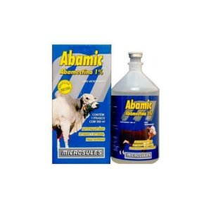 Abamic Abamectina 1% 1L - Microsules