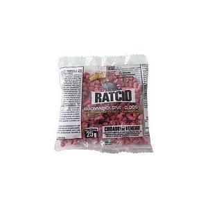 Raticida Sache 25g - Raticid