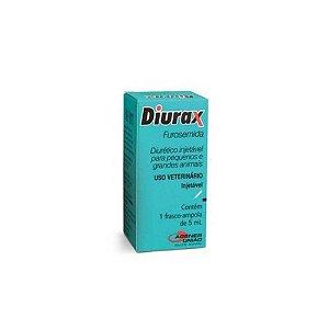 Diurax Furosemida 5mL - Agener
