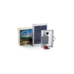 Eletrificador de Cerca ZS80i Solar - Zebu