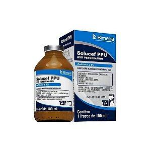 Solucef PPU 100mL - Bimeda