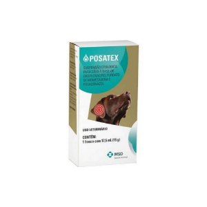 Posatex Suspensão Otológica - 17,5mL - MSD