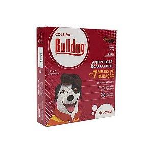 Coleira Bulldog Antipulgas e Carrapatos 25g - Coveli