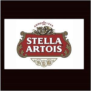 Placa Stella Artois